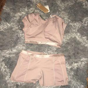 Small small Stella McCartney gym bra top &bottom